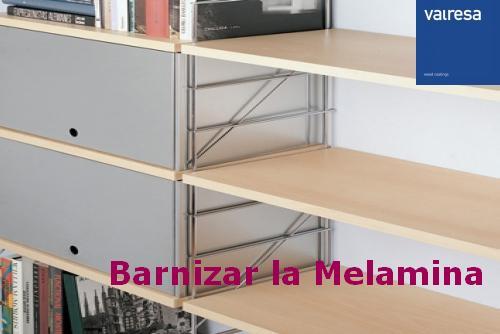 Pintar o barnizar la melamina - Pintar muebles melamina ...