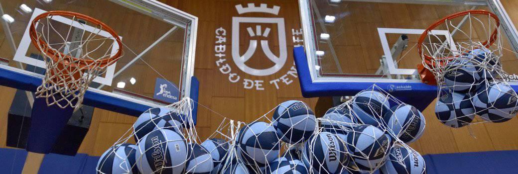 El Iberostar Tenerife juega sobre el barniz parquet de VALRESA