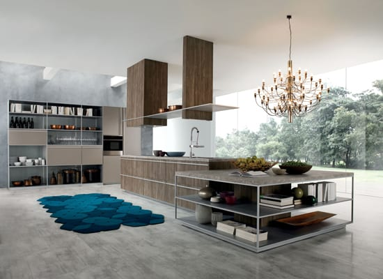 Bright and airy kitchens, the rebirth